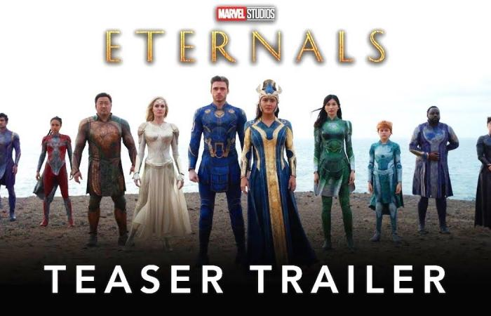 Audicences Ask Why Eternals Movie Trailer Has a Bollywood Dance Sequence