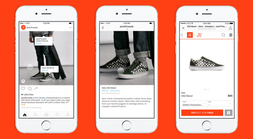 Add Clickable Link To Instagram Shoppable Posts