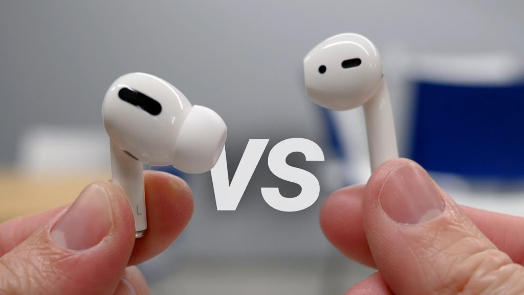 AirPods 2 vs AirPods Pro