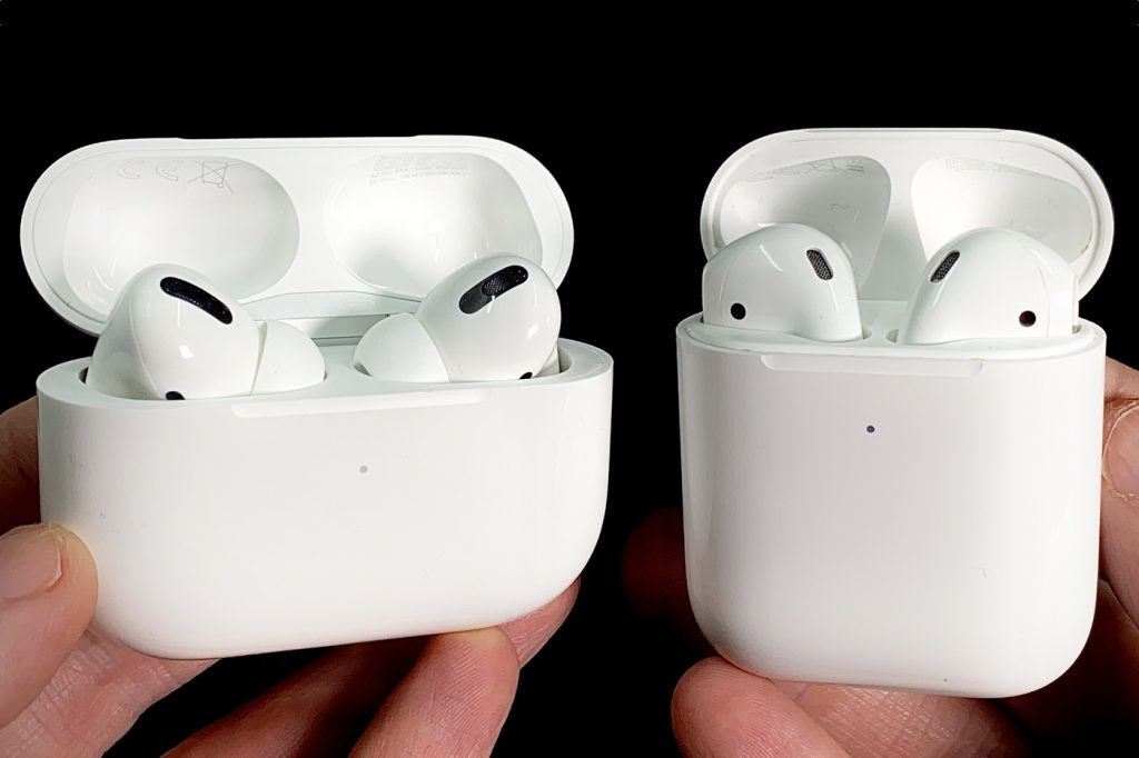 AirPods 2 vs AirPods Pro - Batterylife