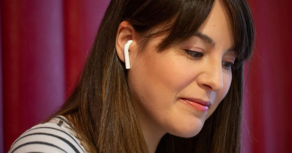 AirPods 2 vs AirPods Pro - Noise Cancellation