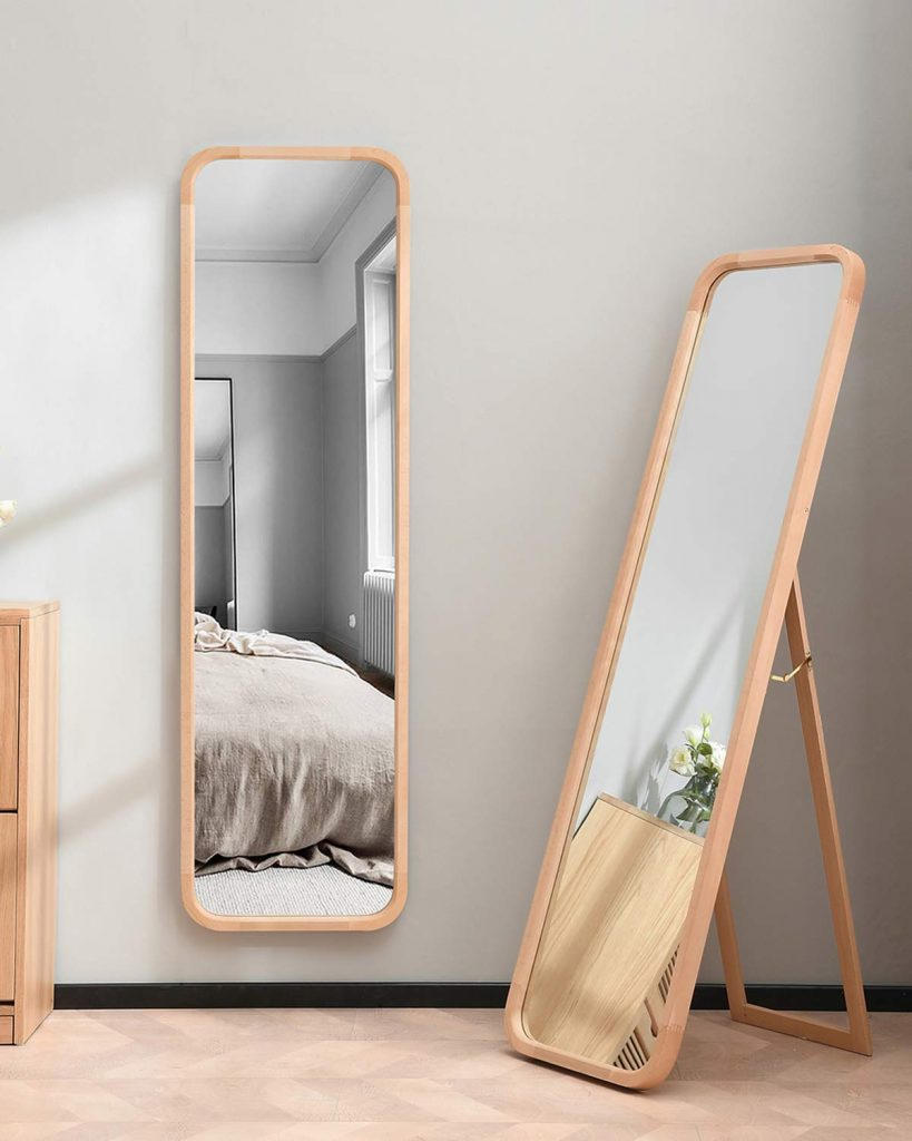 Products For Your Bedroom On Amazon; Full-Length Mirror