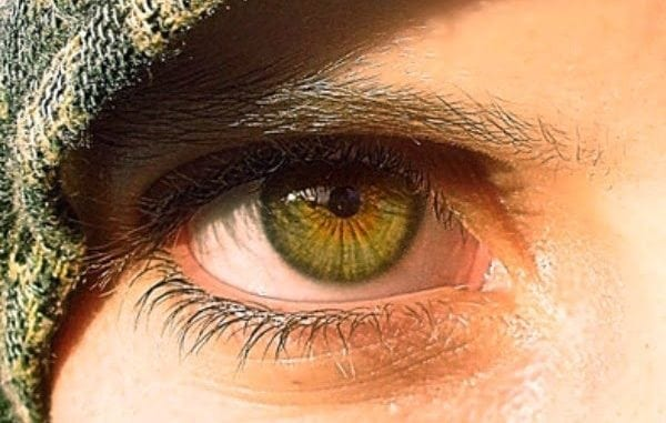Facts About Green Color Eyes