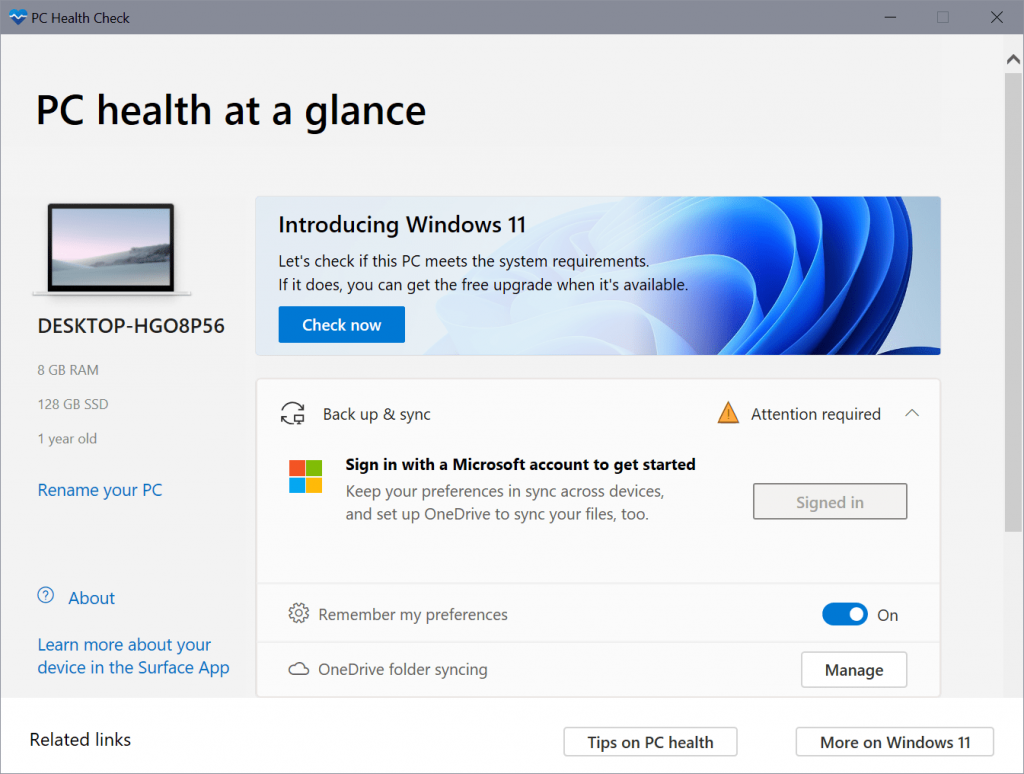 How To Install Windows 11 - PC Health Check