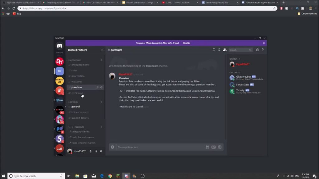 How To Invite Mudae Bot To The Discord Server