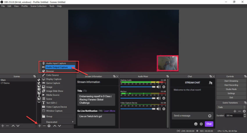 How To Record Discord Audio With OBS