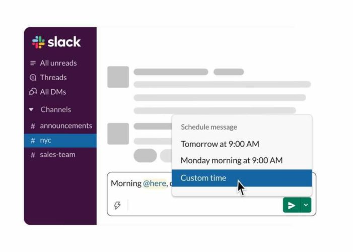 Slack Scheduled Messaging: How To Schedule a Message On Slack