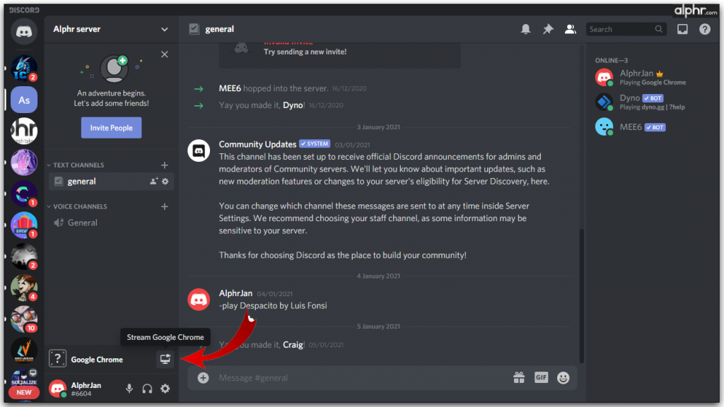 How To Stream Netflix on Discord; How To Stream Netflix On Discord On Mac and Windows