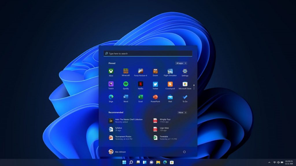 How Windows 11 Will Change Your PC - Start Button