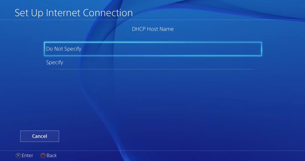 How to Fix Error Code 'WS-37403-7' On PlayStation 4 - Changing DNS configuration