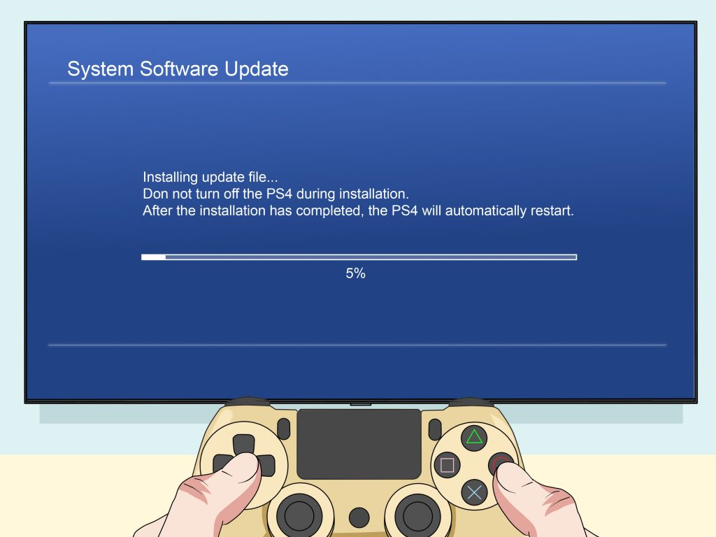 How to Fix Error Code 'WS-37403-7' On PlayStation 4 - Updating PS 4