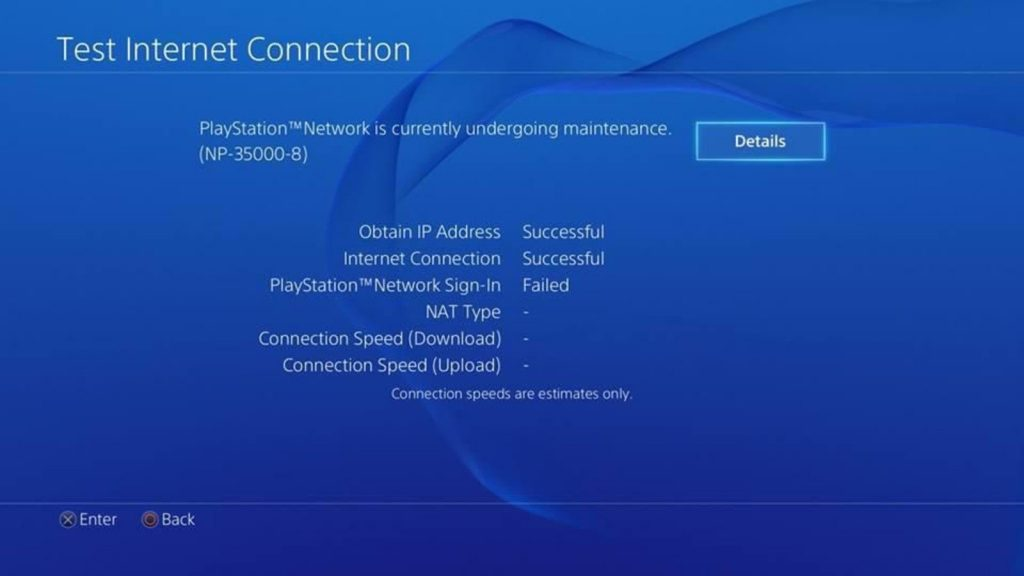 How to Fix Error Code 'WS-37403-7' On PlayStation 4 - checking server issues