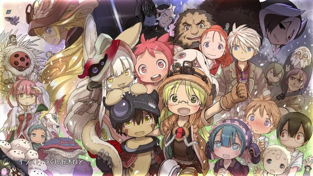 Made in Abyss Season 2 Live-Action Film; Made in Abyss Season 2 Cast!!