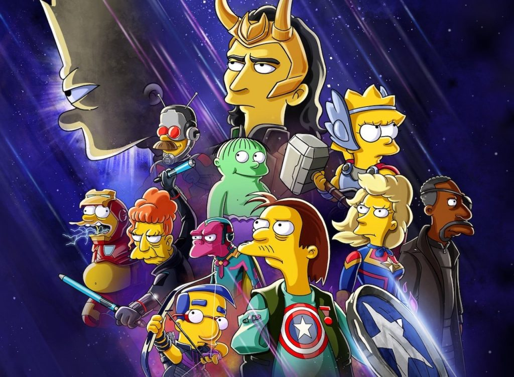 The Simpsons is Taking On The MCU; How The Simpsons is Taking On The MCU & Why