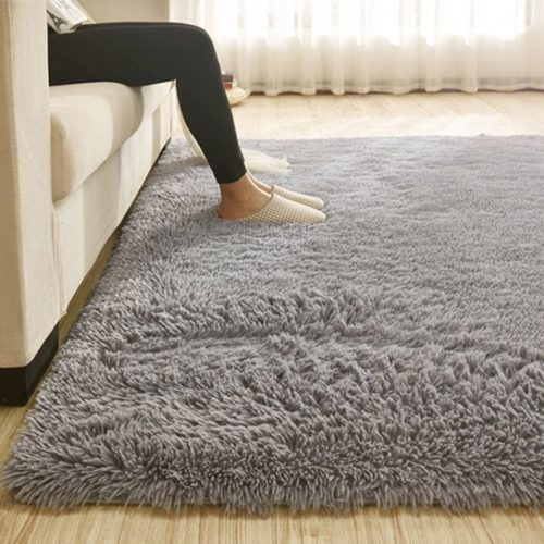 Products For Your Bedroom On Amazon; Shaggy Area Rug