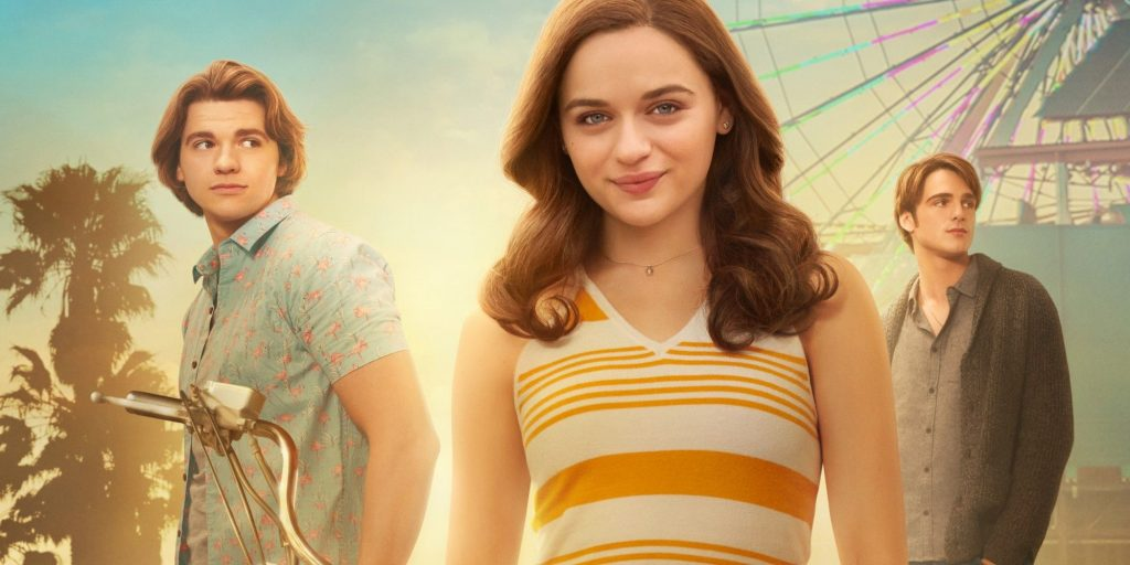 TV Shows Coming On Netflix; The Kissing Booth 3 (August 11th)