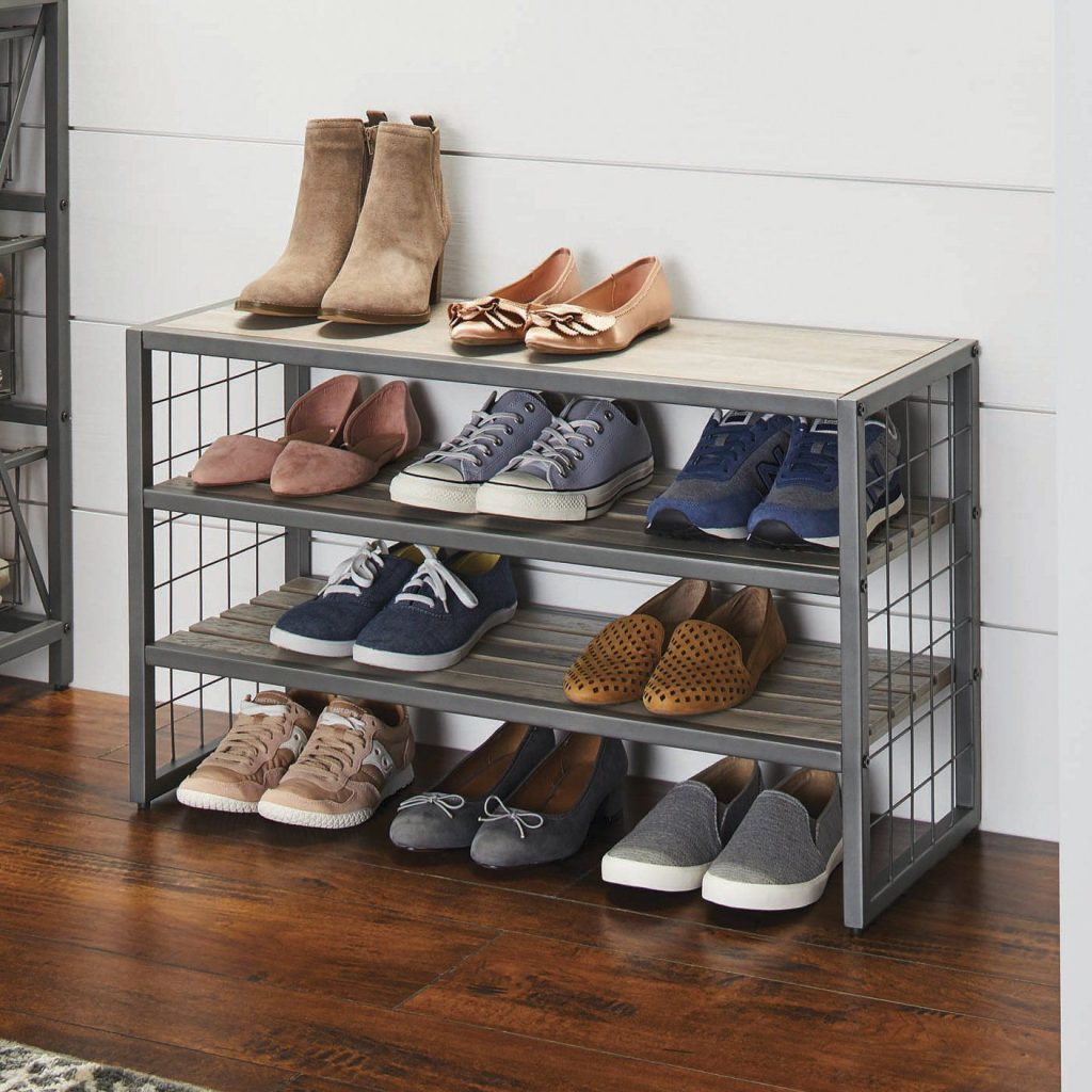 Products For Your Bedroom On Amazon; Three Tier Shoe Rack