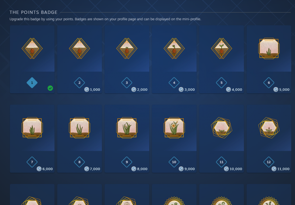 How To Level Up On Steam ; Upgrading Your Badges