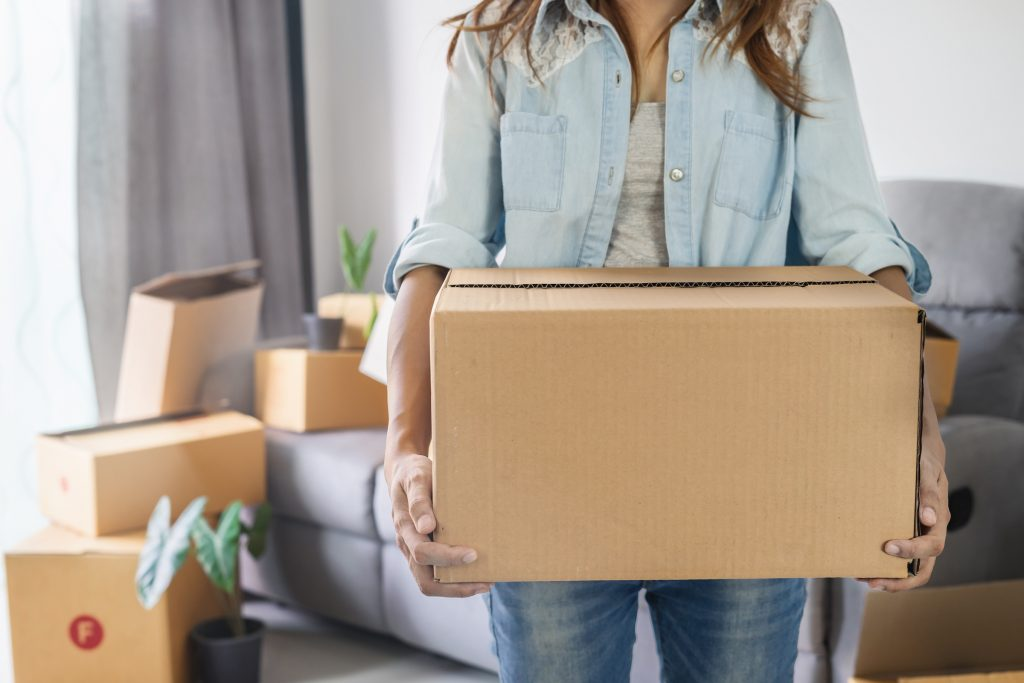 Things required when you are moving away
