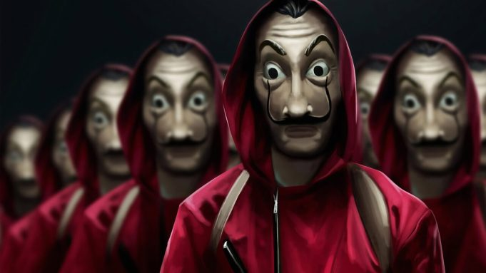 money heist cast and all seasons review