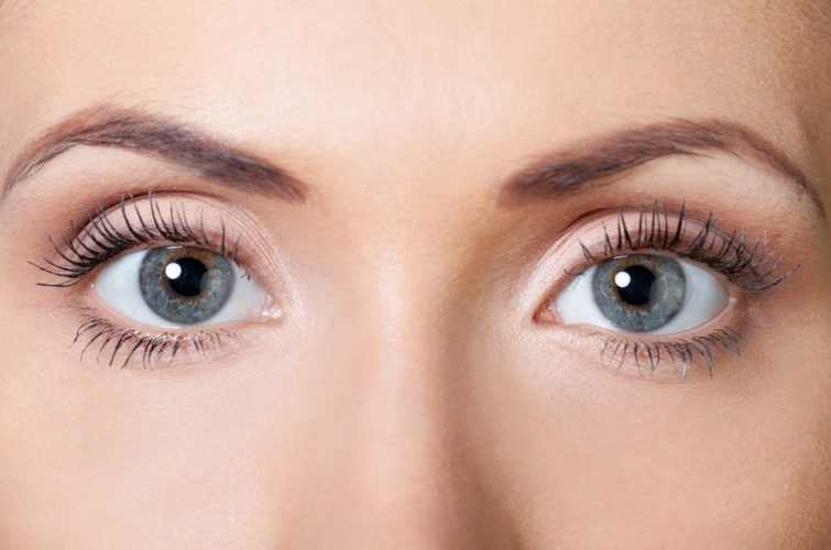 facts about gray color eyes