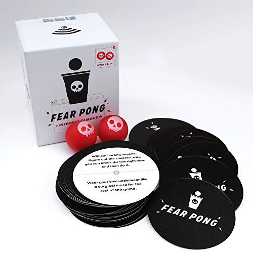 fear pong game