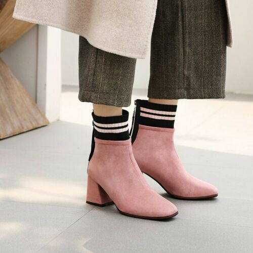 Casual Shoes For Businesswomen; Ankle Boots