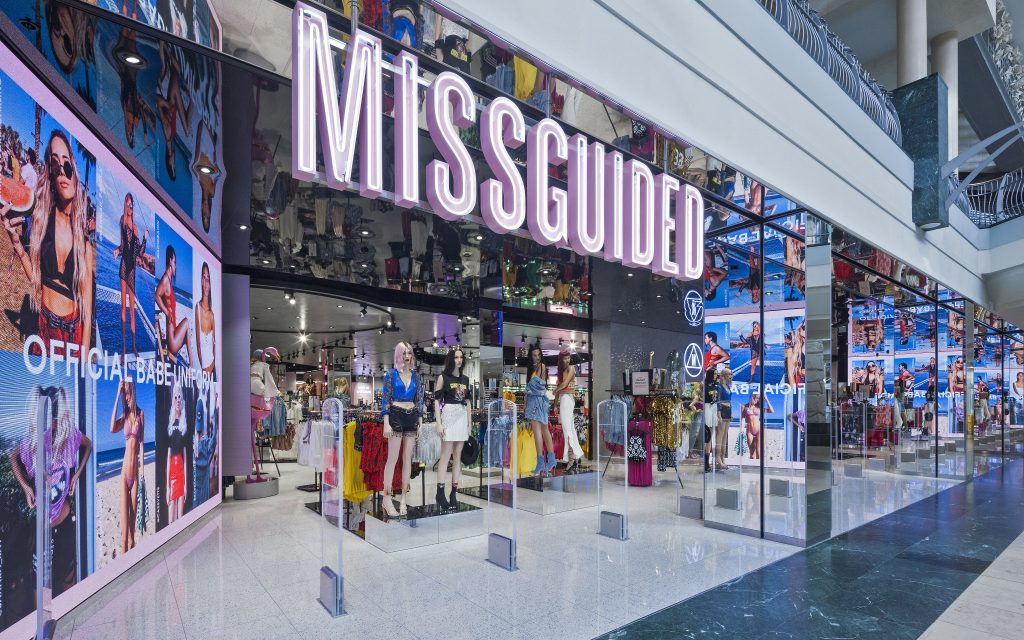 Best Stores Like H&M - MissGuided