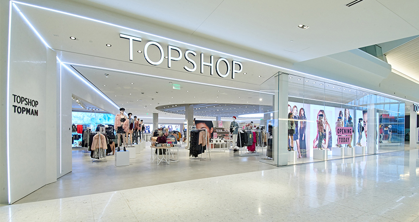 Best Stores Like H&M - Topshop