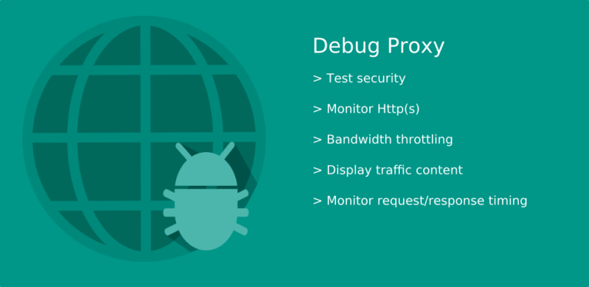 Best WireShark Alternatives For Android - Dbug Proxy
