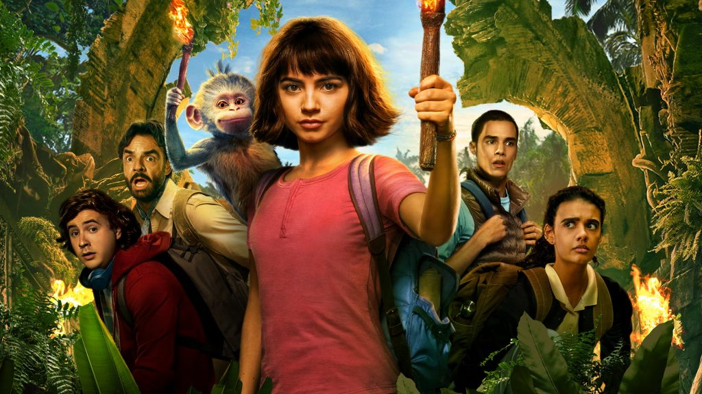 Movies Like Jumanji; Dora And The Lost City Of Gold