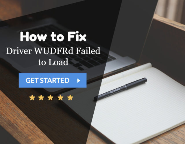 How To Fix Driver WUDFRd Failed To Load