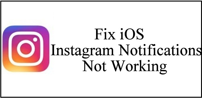 How To Fix Instagram Notifications Not Working On iPhone