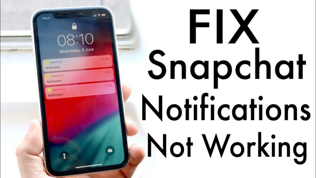 How To Fix Snapchat Notifications Not Working On Android