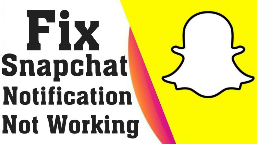 How To Fix Snapchat Notifications Not Working on iPhone