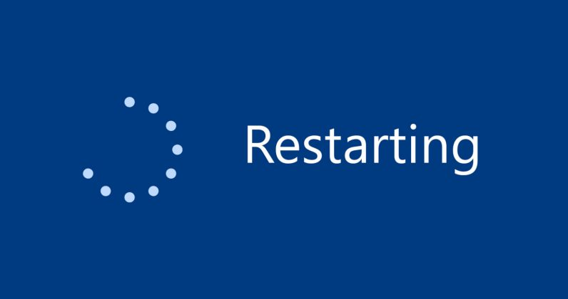 How To Fix Steam Says 'Game is Running' - Restart The PC
