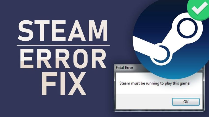 How To Fix Steam Says 'Game is Running'