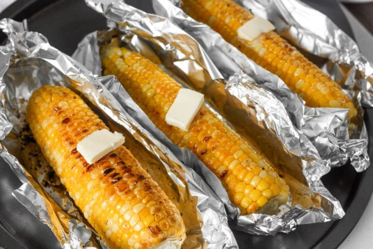 Reheat Corn On The Cob; How To Reheat Corn On The Cob In The Oven