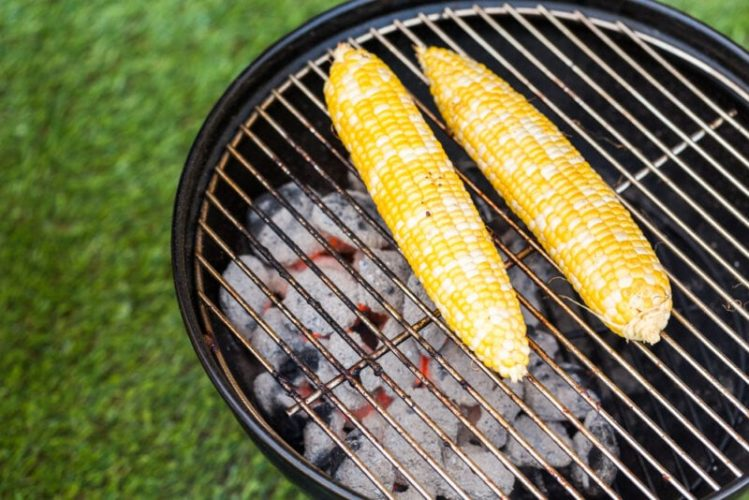 Reheat Corn On The Cob; How To Reheat Corn On the cob on the grill