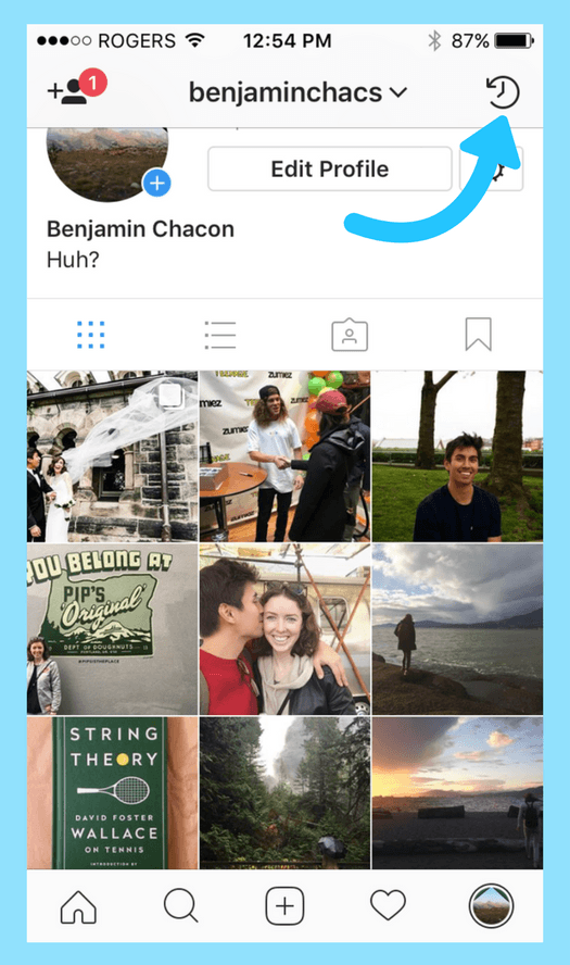 See Old Deleted Instagram Photos; Instagram Archives
