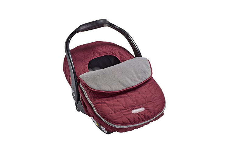 JJ Cole Car Seat Cover - Best For Winter