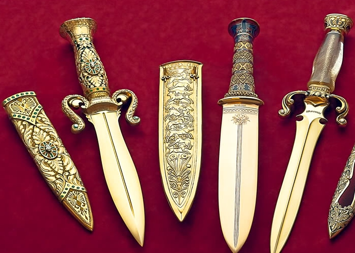 Most expensive sword in the world