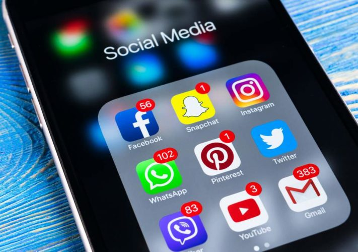 Most Popular Social Media Sites and Apps