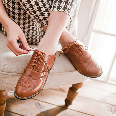 Casual Shoes For Businesswomen; Oxford Shoes