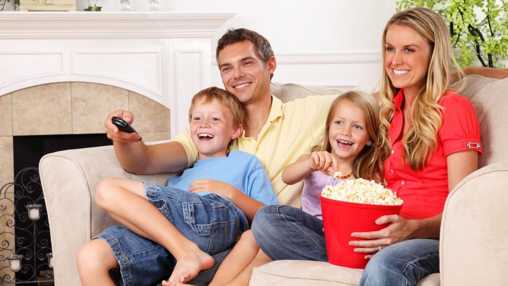 Best Mother's Day Theme Party Ideas; Plan A Family Movie Night