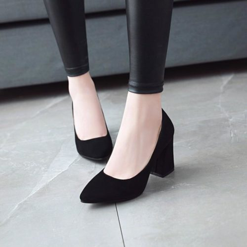 Casual Shoes For Businesswomen; Pumps