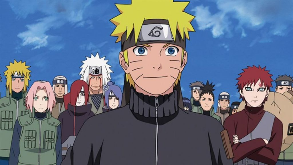Sites To Watch Naruto Online For Free - Funimation