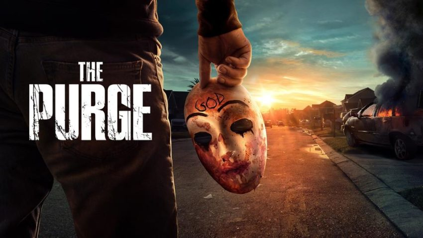 Movies Like Get Out; The Purge