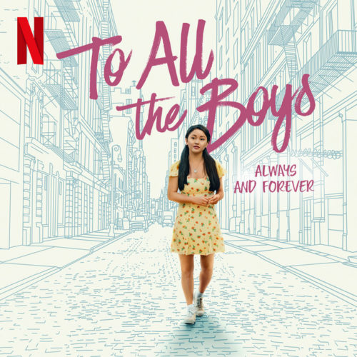 Movies Like Crazy Rich Asians; To All The Boys I Have Loved Before