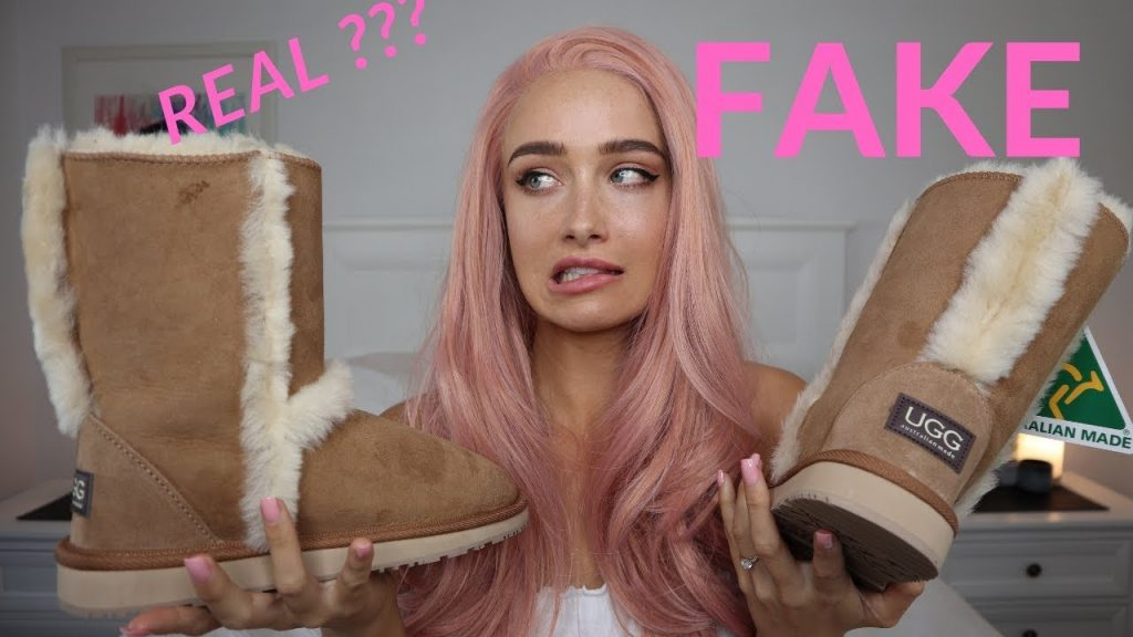 Ugly Truth Behind Uggs; Uggs in Australia - Fake or Real